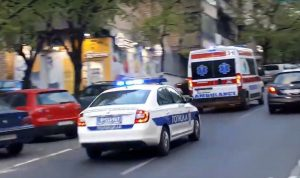 Policija hitna pomoć Beograd