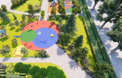 Počinje izgradnja Eko-parka kod Štark arene (VIDEO)
