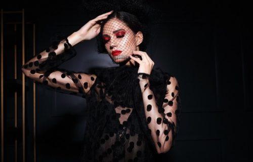 Suzana Perić srpski prestavnik na Milanskoj nedelji mode (FOTO)