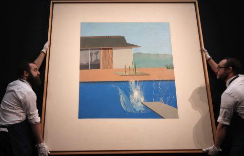 Cifra boli glava: Kupio Hoknijevu sliku, pa zaradio osam puta više