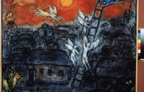 Slika ukradena pre 24 godine na aukciji u Izraelu
