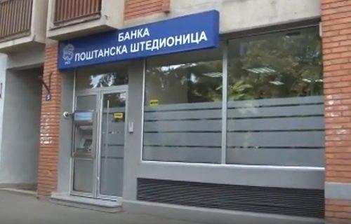 Isplata penzija tokom vikenda u Pošti i bankama