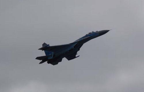Incident iznad Crnog mora: Ruski Su-27 presreo američki avion