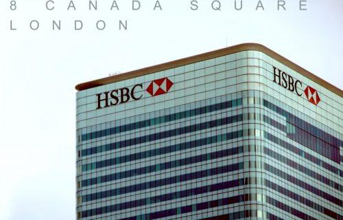 Najveća evropska banka HSBC poslala više 100 zaposlenih da rade od kuće