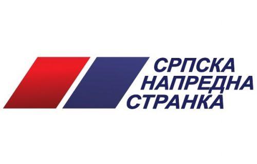 Napadnute prostorije Srpske napredne stranke u Skadarskoj ulici