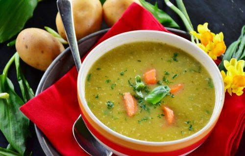 IMUNITET PRE SVEGA: Supa sa povrćem, prepuna vitamina, za više energije