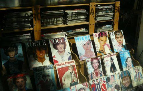 """Ostavlja bez teksta! Evo kako izgleda aprilska naslovna strana modnog časopisa """"Vogue"""" (FOTO)"""