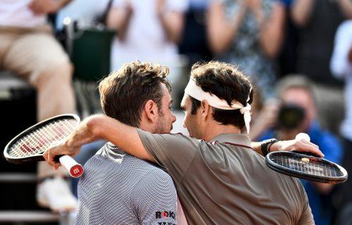 KONAČNO! ŠVAJCARAC PRIZNAO! Novak je jači od mene, nisam njegova liga! (VIDEO)