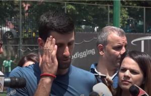 Đoković razgovarao o EPSKOM duelu: Ovo je Novakov NAJTEŽI meč u karijeri! (VIDEO)