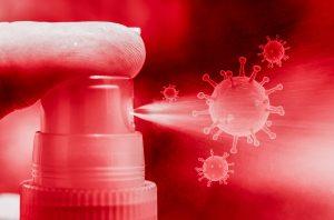 Napravljen sprej protiv korone: Jednom se nanese i danima štiti od virusa