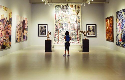 Pristižu lepe vesti: Galerijska vrata Kulturnog centra Beograda ponovo otvorena