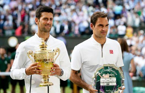 Ovo nismo često slušali! Federer otvoreno o periodu Novakove DOMINACIJE! (VIDEO)