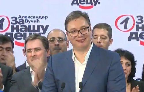"""""""Lider koji bezbednost naroda stavlja na prvo mesto"""": Korisnici interneta u Kini Vučiću čestitali pobedu"""