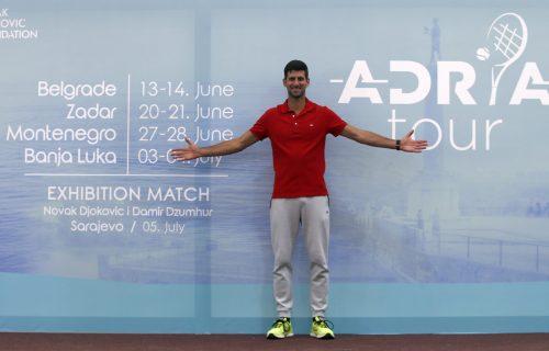 POPULARNE cene: Evo za koliko novca ćete moći da gledate Novaka Đokovića u Beogradu