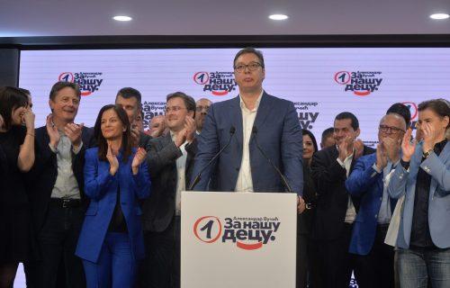 """Hvala vam sto ste glasali za budućnost vaše dece"": Vučić nakon POBEDE podelio spot na Instagramu (VIDEO)"