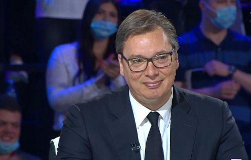 """Vučić poslao jasnu poruku: """"Za nas je cela Srbija strahovito važna"""""""