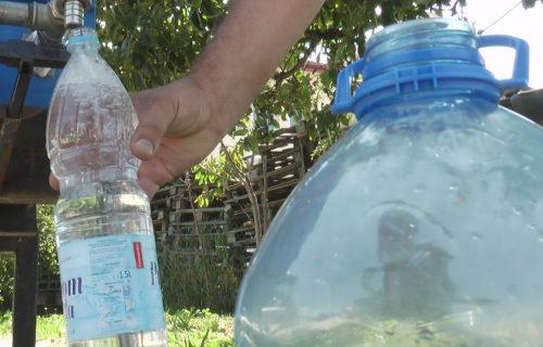 Nakon 10 dana saniran kvar na cevovodu, građani Ivanjice dobijaju vodu (FOTO)