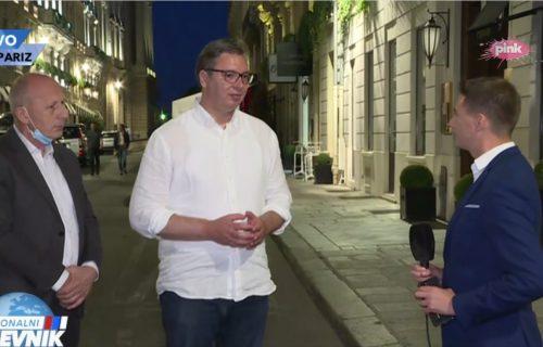 Vučić: Svaka čast policiji