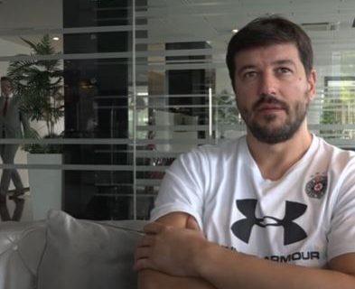 Filozofija rada neće se menjati: Šćepanović OTKRIO kakvo je još pojačanje potrebno Partizanu