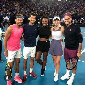 On je najbliži istini: Đoković, Federer i Nadal su MUTANTI sa ko zna koje planete, ostali nemate šanse!