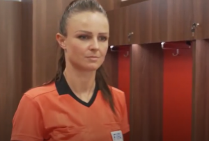 Nije spremna: Prvi ženski sudija u srpskom fudbalu PALA na testu izdržljivosti