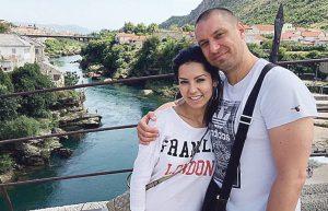 Na zajedničkim slikama sve je IDILIČNO, a evo kako su Tanja i Dušan izgledali kad su se UPOZNALI (FOTO)