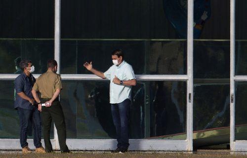 """""""Uhvatila mi se buđ u plućima"""": Bolsonaro šokirao izjavom posle karantina"""