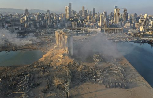 Istraga povodom eksplozije u Bejrutu: Uhapšeno 16 radnika luke