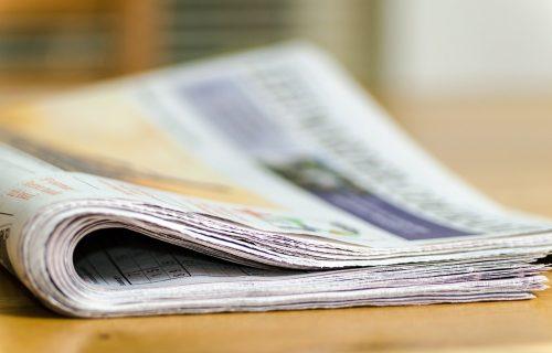 Pogledajte NASLOVNE STRANE sutrašnjih novina: SPS otima RTS, Srbi se goje zbog korone… (FOTO)
