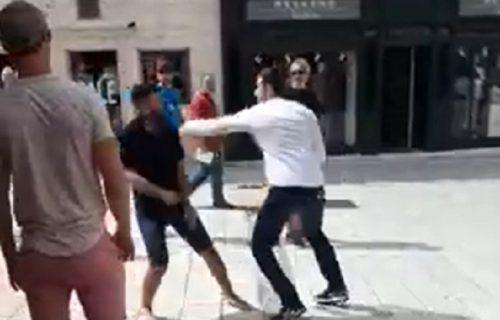 Tuča u Splitu: Bahati Francuz odbio da plati račun i psovao konobara, a onda je sevnula pesnica (VIDEO)