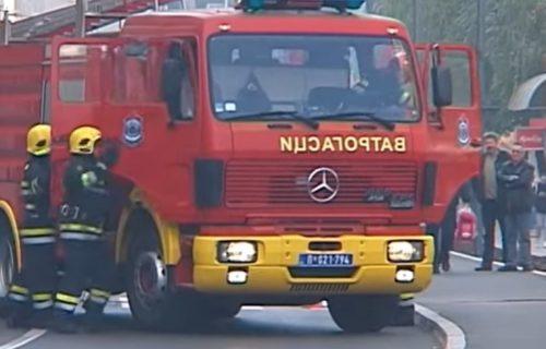 Grom udario u kuću dok su ukućani bili u njoj, brzom reakcijom vatrogasaca sprečeno da se požar proširi