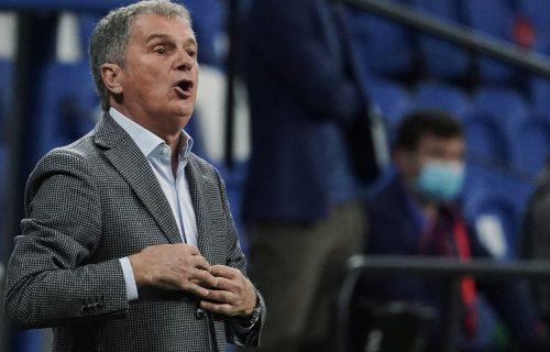 """Oglasio se Tumbaković posle poraza: """"Nismo spremni, pokazali smo NEMOĆ"""""""