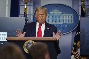 Stigao Tramp na drugu rundu razgovora u Vašingtonu! Pridružila se i OVA ŽENA