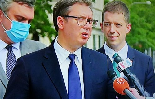 Vučić poručio iz Vašingtona: Neću potpisati dokument o priznanju Kosova i TAČKA