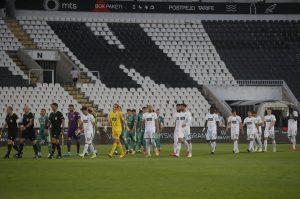 Posle Sadika i Matića: Treći napadač ODLAZI iz Humske, Partizanu MILION evra!