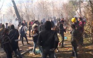 Izbila TUČA MIGRANATA u Beogradu! Jedan od njih izboden nožem u predelu lica i stomaka